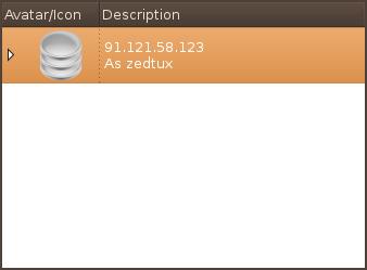 C++: Gtk::TreeView facile avec GTKmm
